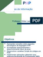 Aula - Introdução Ao PHP