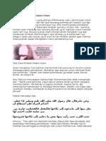 Tata Cara Khitbah Dalam Islam