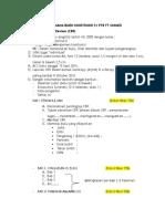 Tugas Critical Book Review - S1 PTB Manajemen Konstruksi