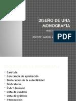DISEÑO DE UNA MONOGRAFIA JULIO 2016.pptx