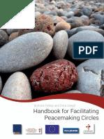 peacemaking circle handbook