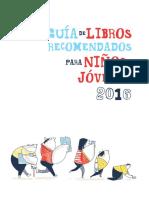 Guia Libros Recomendados 2016