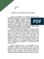 Philo Final Paper