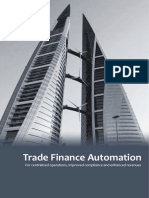 Banking Trade Finance Automation Flyer Newgen