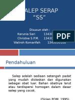 2. PPT Salep Serap