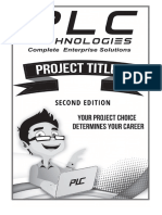 FINAL YEAR PROJECT TITLES FOR ECE