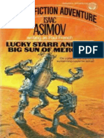 4 Lucky Starr and the Big Sun of Mercury