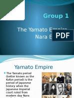 Araling panlipunan Yamato empire and Nara empire.pptx