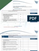 U3.Criterios de Evaluacion de Actividades