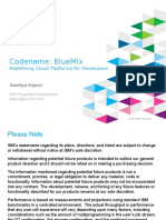 AI Webinar BlueMixOverview 20140618