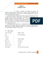Field Training Report Format22-07c