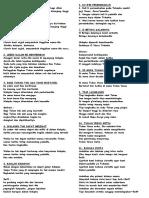 Lagu Pujian