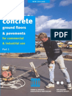 Concrete Ground Floors and Pavements Part 1
