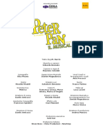 Cs_PeterPan Il Musical Per Scribd