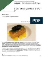 Salmón marinado a los cítricos y confit...pdf