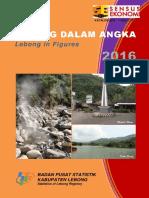 Kabupaten Lebong Dalam Angka 2016