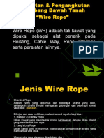 Wire Rope 1