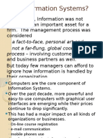 2 -Overview of Information Systems