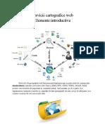 Servicii Cartografice Web