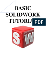 Solidworks Tutorial