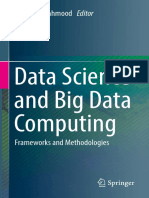 Data Science and Big Data Computing- Frameworks and Methodologies