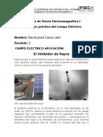Proyecto de Teoría Electromagnética I.docx