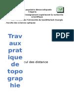 251841840 Essai Topo Calcule Des Distance