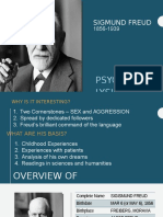 Freud Psychoanalysis