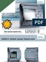 SIMATIC - Siemens LOGO 8 Software Hilfe (2014)