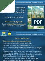 02 - Treinamento Equipamentos e Instalações {Ex} - REPLAN - 11-2006 - Bulgarelli