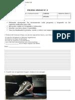 Lenguaje - Prueba 2 - 7 Basico