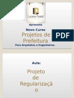 Aula Projeto Regularização