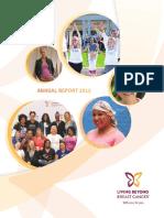 2015 lbbc annual report