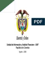 COLOMBIA Aspectos Generales y Tipologias Con FAT en Colombia-Juan Carlos Riveros 20-08-2008 (2)