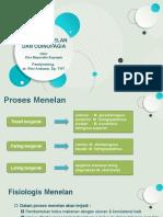 Proses Menelan Dan Odinofagia