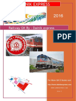 Railway Gk PDF Free Download