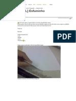 [TUTORIAL] Esfuminho - Atelier de Arte - IMasters Fóruns