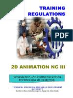 2d Animation Nc III
