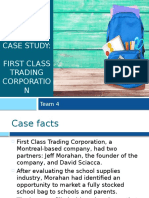 First Class Trading Corporation Ltd