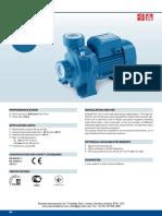 Pedrollo Centrifugal Pump HF