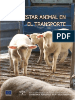 Bienestar en El Transporte 2013