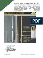Composicion y Especificaciones Tecnicas