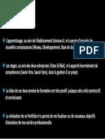 portfolio conclusion