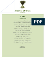 I Am - Sheaves of Grain - 35