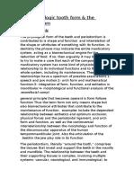 phsiologic form of teeth & peridontum.docx