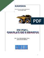 Manual de Charlas de 5 Minutos Cerro