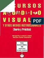 Margarita Luciano y Maritza Rossi - Recursos Audios Visuales