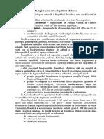 2.1. Diversitatea Biologică Naturală a Republicii Moldova