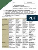 Pauta de Evaluacion Periodico