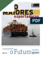 Especial Maiores Exportadoras 17 Dezembro 2014